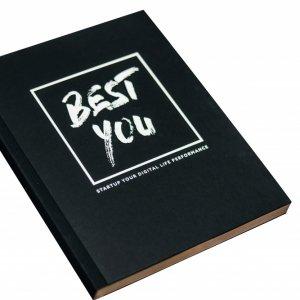 BEST YOU Cover - Ratgeber zur ganzheitlichen Persönlichkeitsentwicklung und Selbstoptimierung