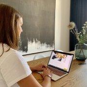 Arbeiten im Homeoffice ist oftmals eine große Herausforderung. Gelingt es uns eine virtuelle Heimat aufzubauen?