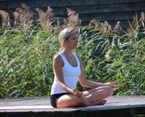 Auf meinem YouTube Kanal findet ihr 16 kostenlose Yoga Videos mit unterschiedlichen Schwerpunkten. Hier liegt der Fokus auf einer geführten Meditation. Yoga für mehr Bewegung und Resilienz.