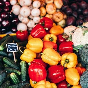 Frisches Obst & Gemüse sind für ein starkes Immunsystem sehr wichtig.