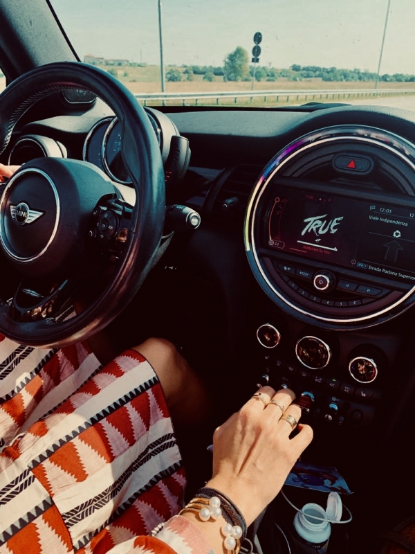 Drivers Seat MINI Coaching